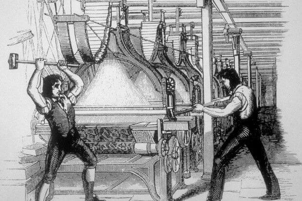 Mill Valley Brewery was named after the local history of the Luddite uprising in Liversedge