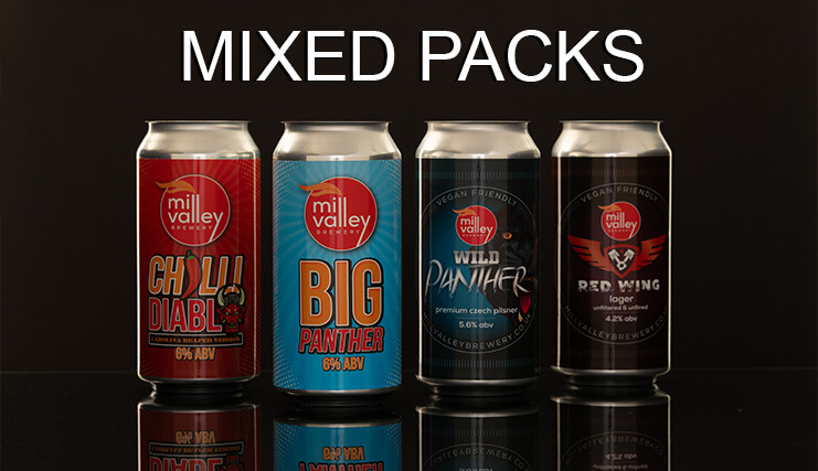 Mixed Can Packs