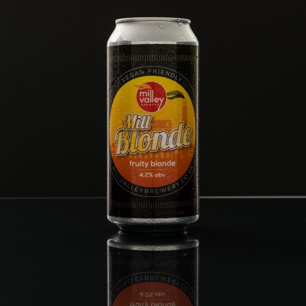Mill Blonde Can