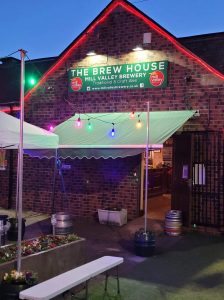 Brewhouse Outside